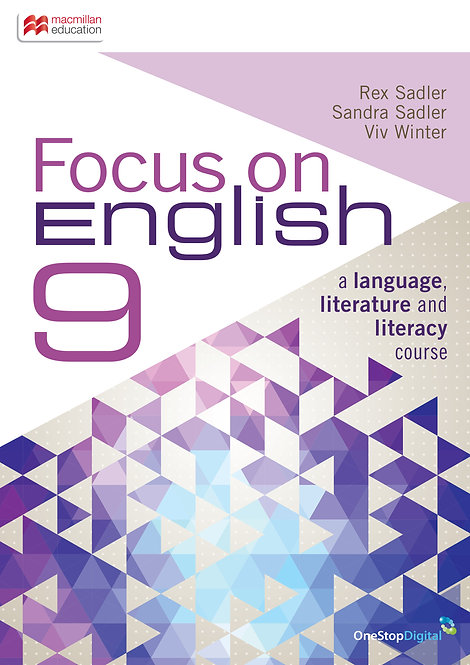 Focus on English 9 (PRINT + DIGITAL)