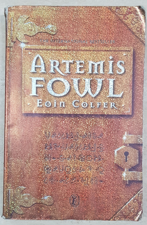Artemis Fowl (SECOND HAND)