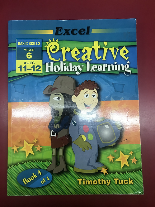 Excel Creative Holiday Learning (SECOND HAND)