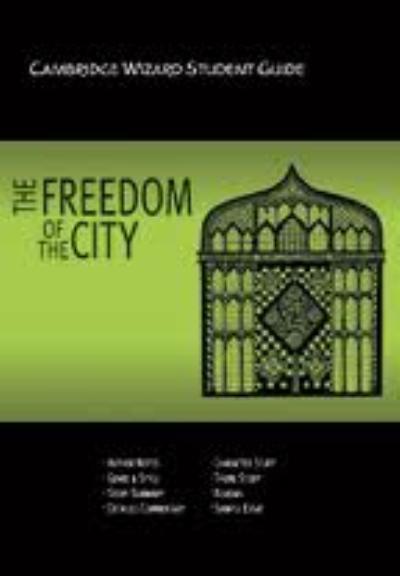 Cambridge Wizard Study Guide: Freedom City