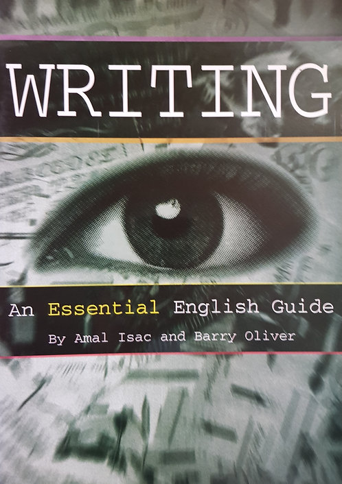 Writing: An Essential English Guide