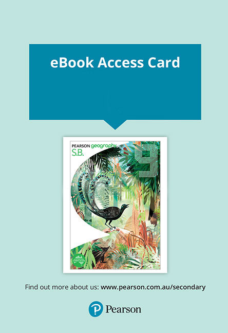 Pearson Geography 10 Reader+ eBook (DIGITAL)