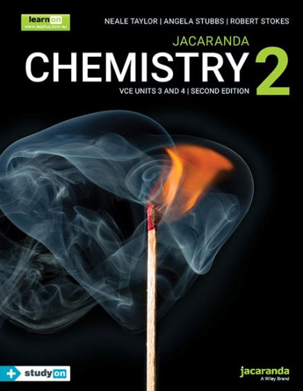 Chemistry 2 VCE Units 3&4 + StudyOn 2E (PRINT + DIGITAL)