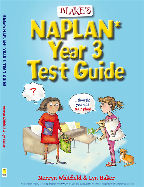 Blake's NAPLAN Year 3 Guide