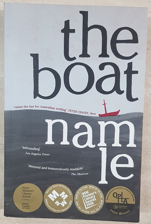 The Boat (SECOND HAND)