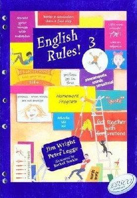 English Rules! 3 Homework Program Student Book 2E