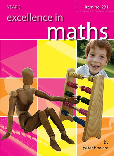 Excellence in Maths Year 3 (Item 231)