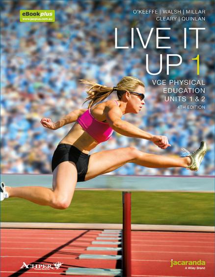Live It Up 1 VCE Units 1 and 2 4E + StudyOn (PRINT + DIGITAL)