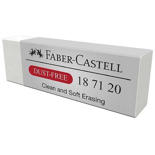 1x Eraser Plastic Pencil Large Vinyl (Faber-Castel)