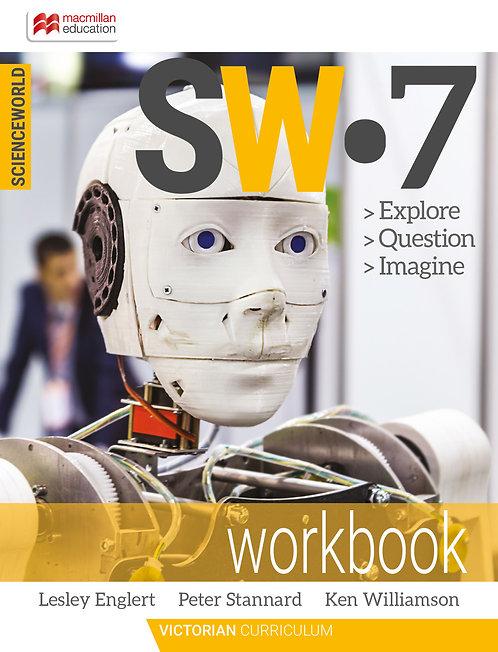 Macmillan Scienceworld 7 Victorian Curriculum Workbook
