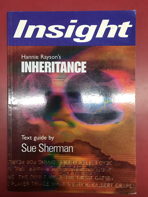 Insight: Inheritance (SECOND HAND)