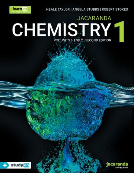 Chemistry 1 VCE Units 1&2 + StudyOn 2E (PRINT + DIGITAL)