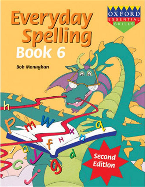 Everyday Spelling Book 6