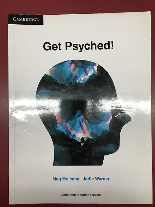 Get Psyched! Psychology for Year 10 (SECOND HAND)