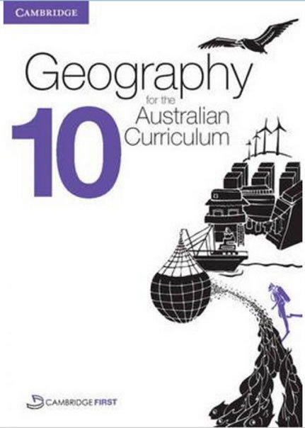 Geography for the Australian Curriculum Year 10 Bundle (PRINT + DIGITAL)