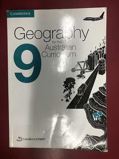 Geography for the Australian Curriculum Year 9 (SECOND HAND)