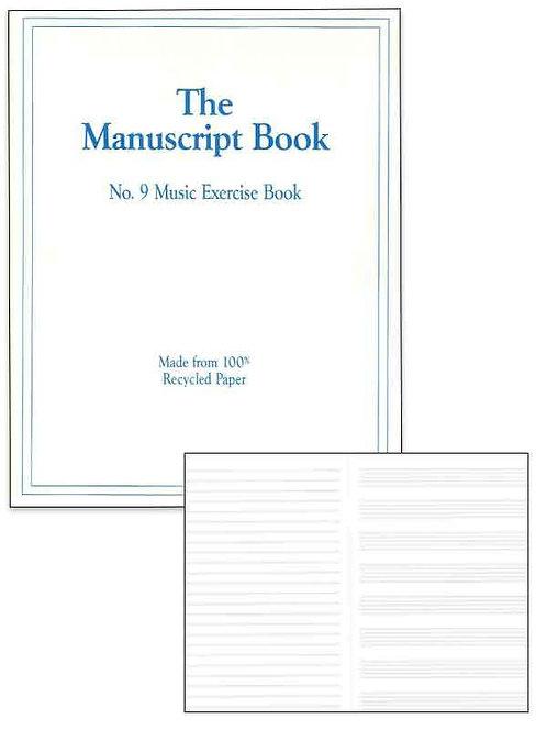 The Manuscript Book 9 - Interleaved