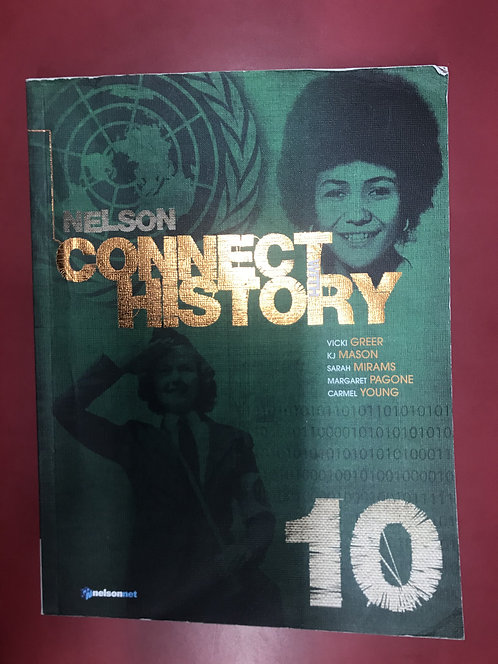 Nelson Connect with History for the Australian Curriculum Year 10 (SECOND HAND)