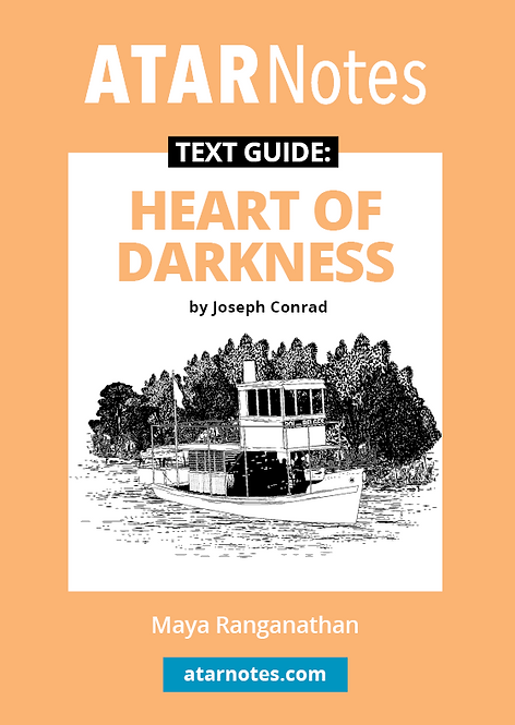 ATARNotes Text Guide: Heart of Darkness