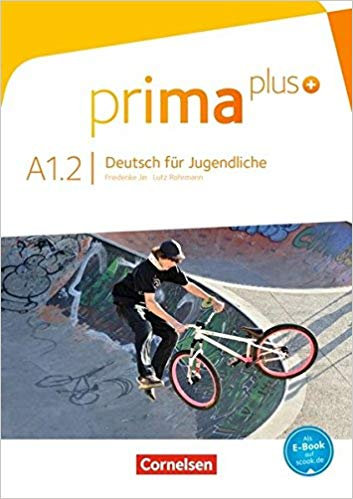 Prima Plus A1 Band 02 Student Book