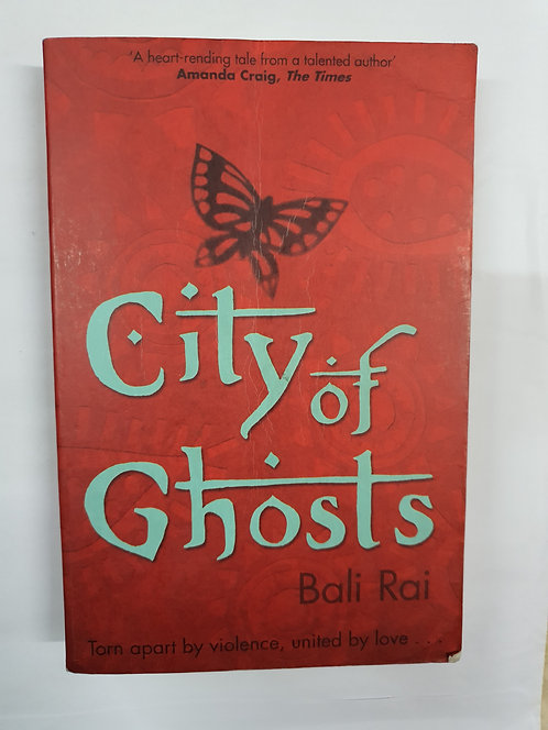 City of Ghosts (SECOND HAND)