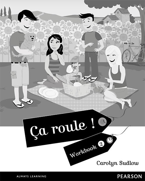 Ca roule ! 2 Workbook