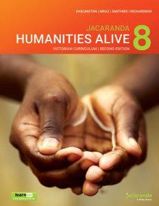 Jacaranda Humanities Alive 8 2E Victorian Curriculum (DIGITAL)