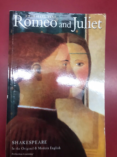 A Parallel Text Romeo and Juliet (SECOND HAND)