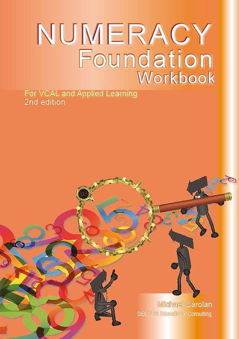 Numeracy Foundation 2E Full colour text/workbook