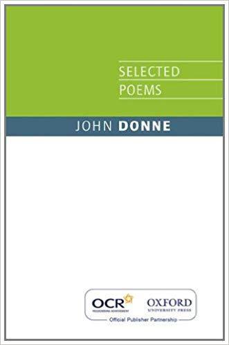 OCR John Donne Selected Poems