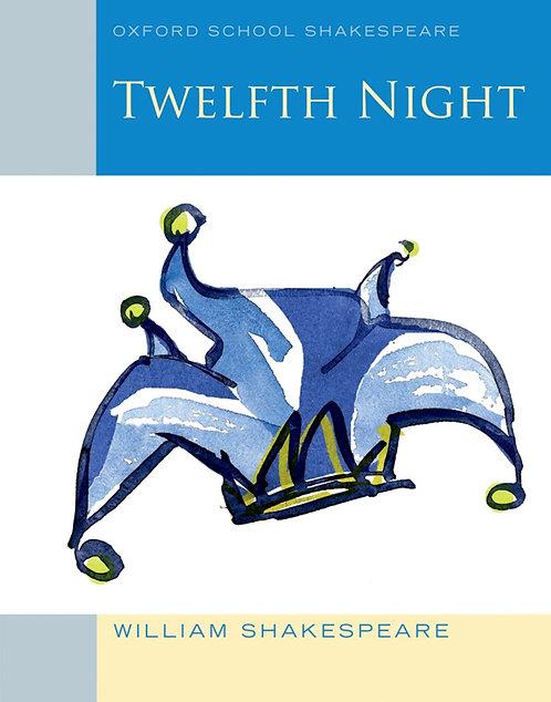 Oxford School Shakespeare Twelfth Night