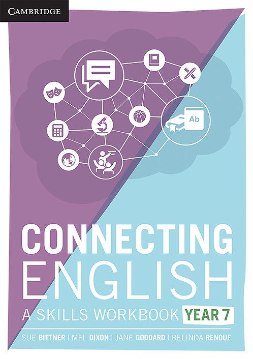 Connecting English: A Skills Workbook Year 7 (DIGITAL)