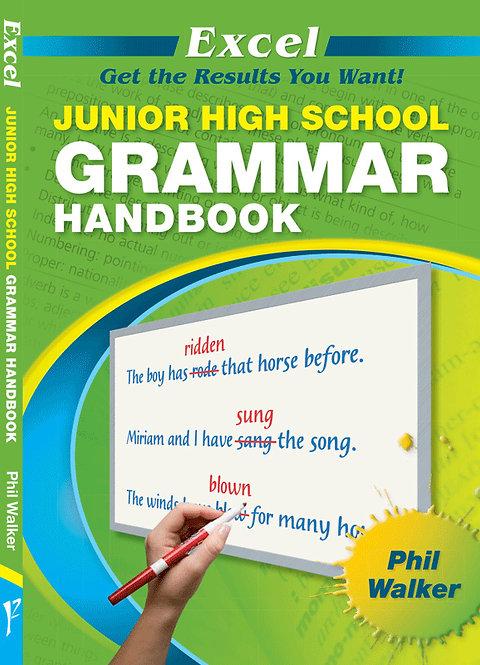 Excel Junior High School Grammar Handbook Years 5-8