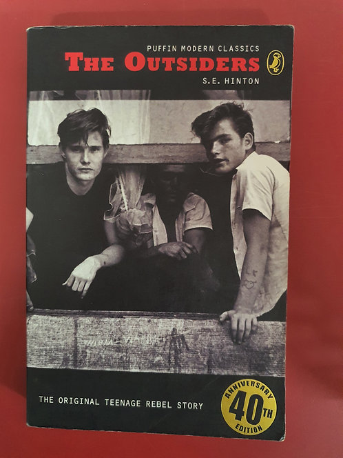 The Outsiders (SECOND HAND)