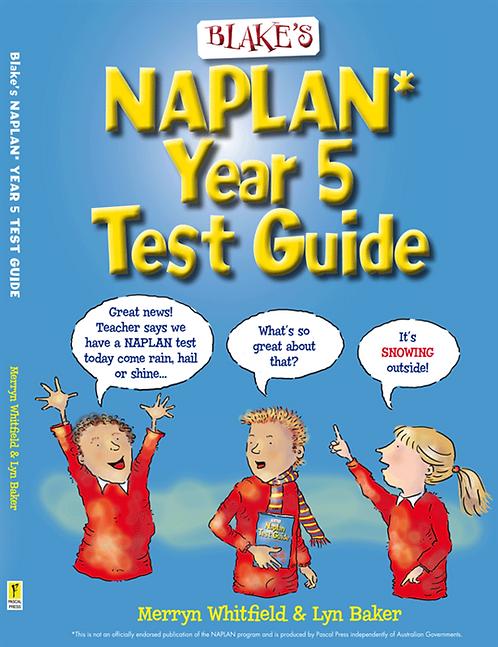 Blake's NAPLAN Year 5 Guide