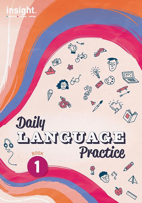 Daily Language Practice Book 1