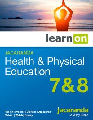 Jacaranda Health & Physical Education 7&8 LearnON (DIGITAL)