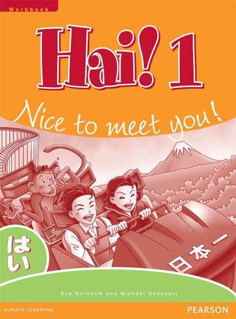 Hai! 1 Workbook