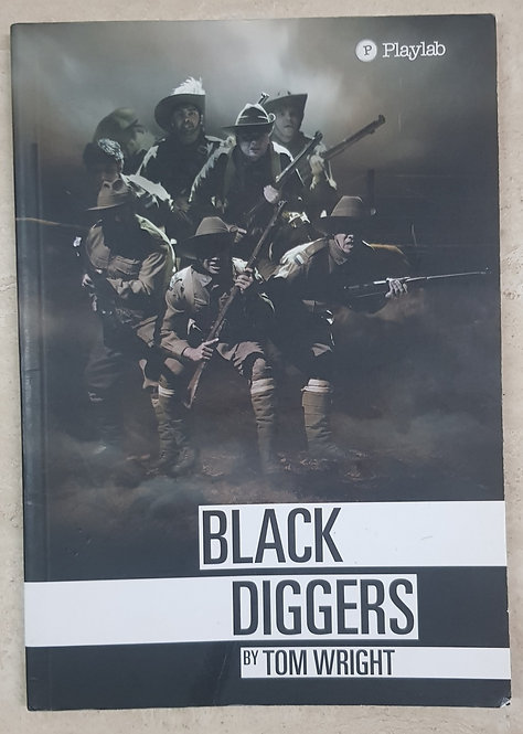 Black Diggers  (SECOND HAND)