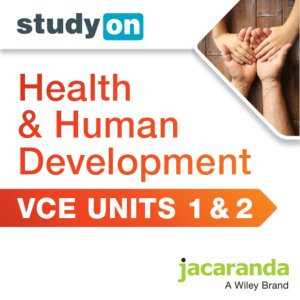StudyOn VCE Health and Human Development Units 1&2 2E (DIGITAL)