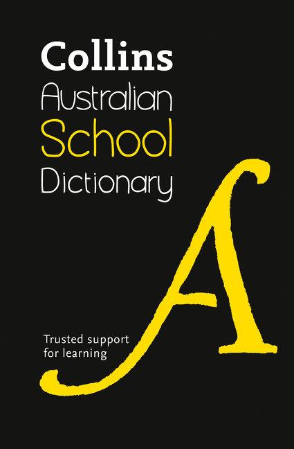 Collins Australian School Dictionary 5E