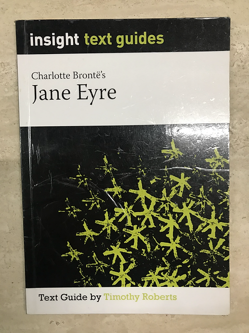 Insight: Jane Eyre (SECOND HAND)
