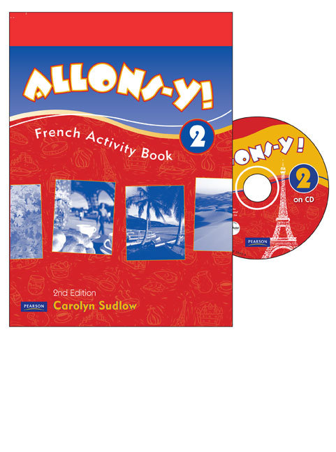 Allons-y! 2 Activity Book Pack 2E