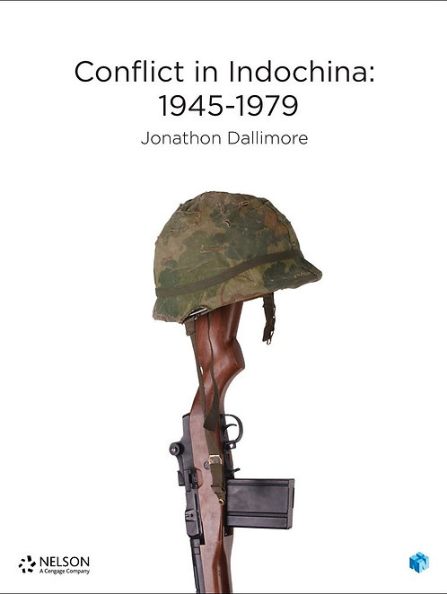 Nelson Conflict in Indochina: 1954-1979 (PRINT + DIGITAL)