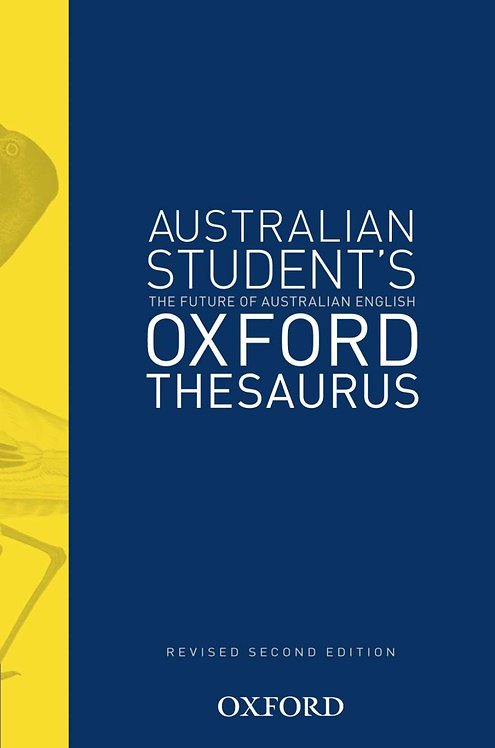 Australian Student's Colour Thesaurus