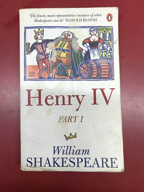 Henry IV Part I (SECOND HAND)