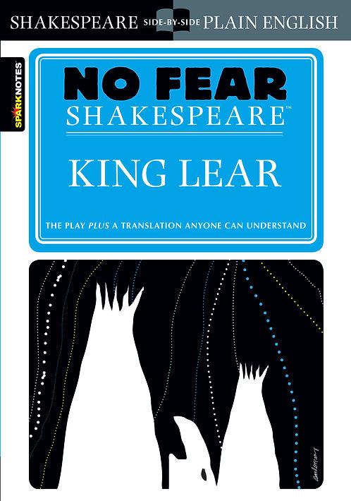 No Fear Shakespeare King Lear