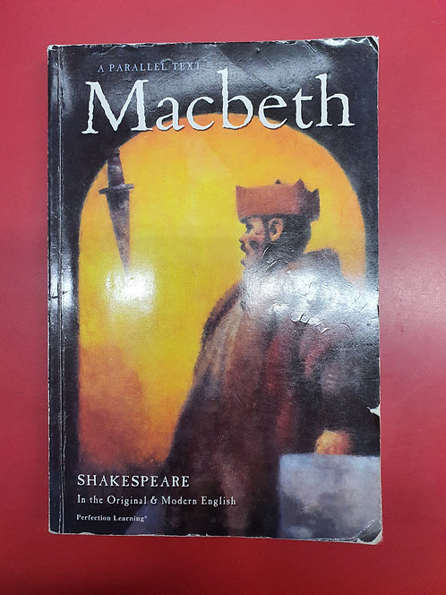 A Parallel Text Macbeth (SECOND HAND)