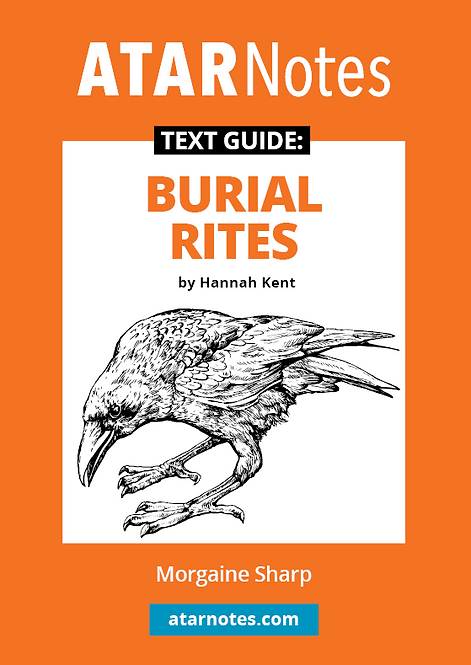 ATARNotes Text Guide: Burial Rites