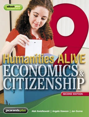 Humanities Alive Economics & Citizenship 9 & eBookPLUS
